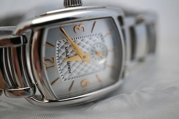 国内正規品ハミルトン社認定商品 バグリー スモール ブレスモデル H12351155
