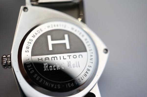 Hamilton 名入れ 刻印サービス ランドホー