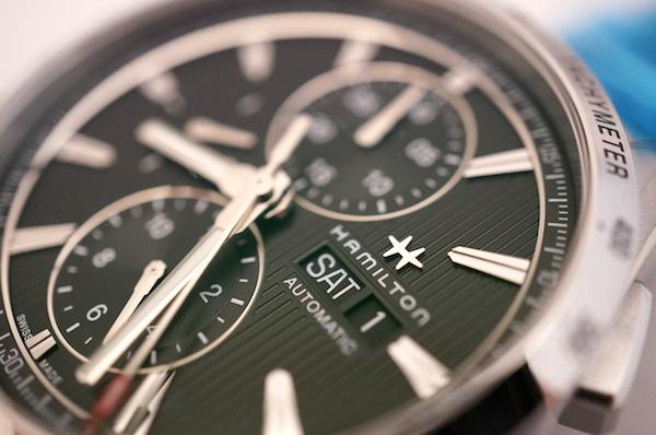 国内正規品ハミルトン ブロードウェイ オートクロノ ブレス H43516131