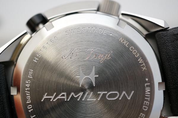 ハミルトン 時計 刻印 ランドホー