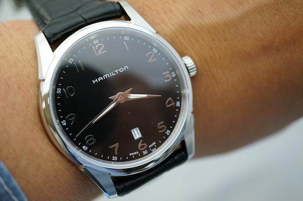 国内正規品ハミルトン ジャズマスター シンライン 42ミリ H38511733